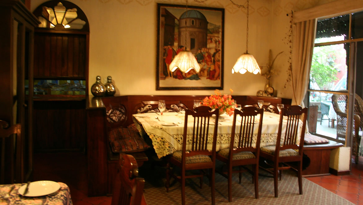 Second Dining Area Atmosphere